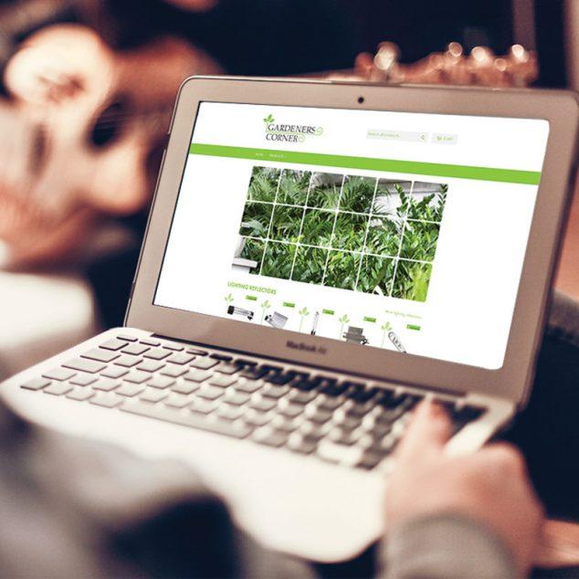 gardeners corner website