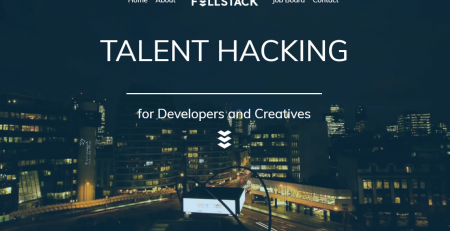 Website design for fullstack London