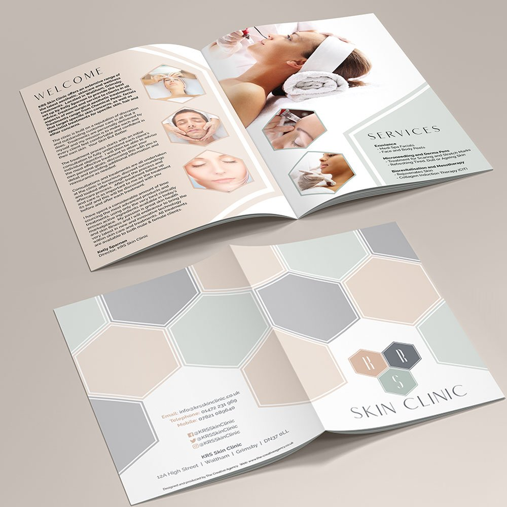 KRS Skin Care Brochure
