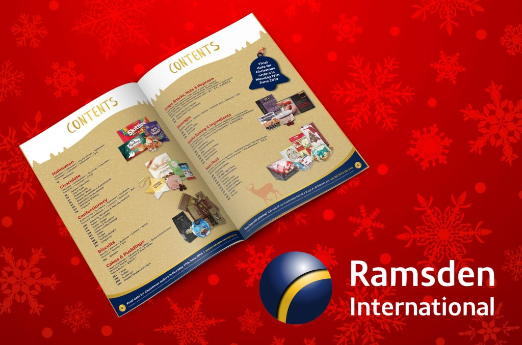 rapmsdens Christmas catalogue