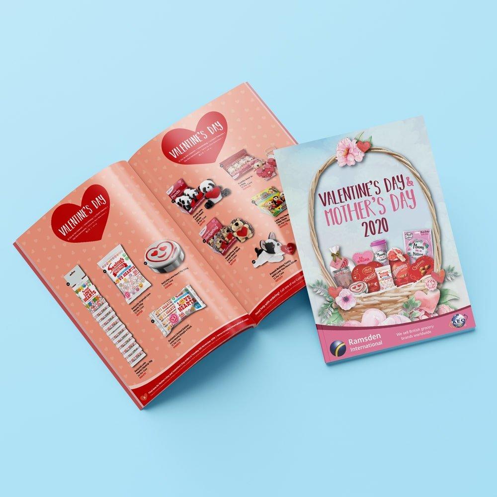 Ramsdens Valentine Catalog